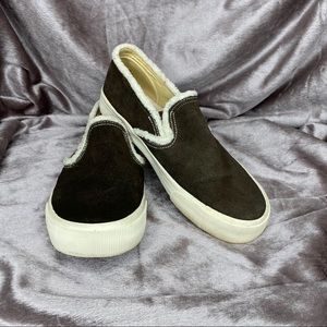 Roxy Pepperdine Sherpa Slip on Shoes
